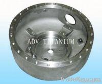 Precision casting of titanium