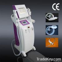 Multifunction  RF + ND YAG  Laser +IPL Hair Removal