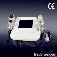 Portable Beauty Machine With RF and vacuum function