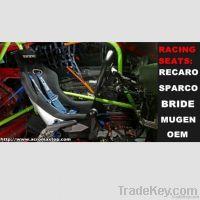 Bucket Sport Racing Seats