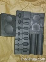 Sintering/Die  Graphite Mould/mold for casting metals