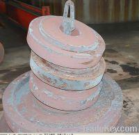 shaft head, use for metallurgy equipment