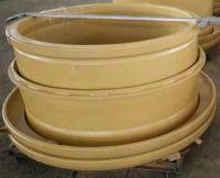 Earthmoving wheel OTR rig tire rim 57-29.00/6.0 for oilwell drilling Rig