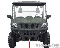 500cc diesel 4x4 UTV quads farm utility vehicles
