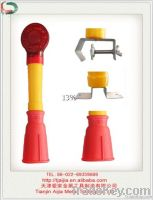 emergency light for construction site
