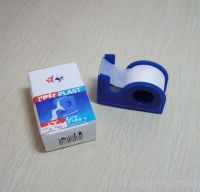 Non-woven Plaster / Paper Plaster with cutter, PE Tapes, Silk Tapes