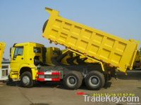 hot sale SINOTRUK  6x4 dump truck