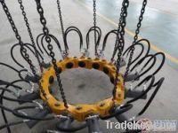 hydraulic pile breakers