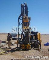 hydraulic rrauler drills