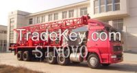 300M SNR300C multifunctional water well drilling rig