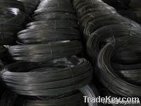 Annealing Black Iron Wire