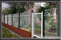 Welding Mesh Garden Fence