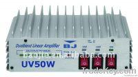 Min-size High Power Dual Band CB Amplifier BJ-UV50W