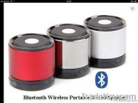 Bluetooth Mini Speaker Wireless Loudspeaker For HiFi MP3 MP4 Player