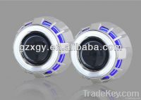 XGY HID Bi-xenon projector lens type H1 ( double angel eyes ), with bul