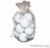 Golf balls (one piece balls)