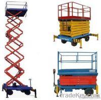 Aerial working platform SJY0.5-11