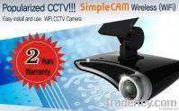 DIY Type Security Camera SimpleCAM-Wireless
