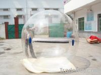2013 hot sale transparent inflatable PVC water ball