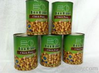 Canned Chickpeas/Canned Food/Canned beans/Canned Vegetables