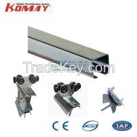 KOMAY FACTORY PRICE C-TRACK FESTOON SYSTEM