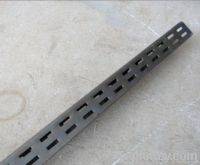 Rectangular hole perforated plate