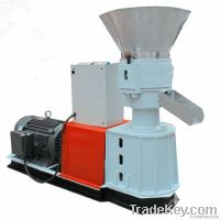 China Wood Pellet mill for home use