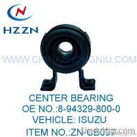 Center support bearing for ISUZU
