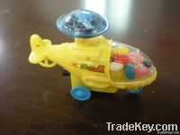 P/L Flash plane(candytoys)