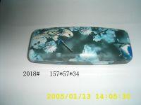 iron glasses case