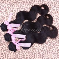 "Queen Hair Products Brazilian Virgin Human Hair Weft Body Wave 8""-28"" Unprocessed Grade 6a  100g/pc"