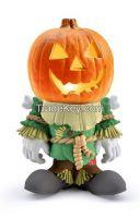 Hot Selling Halloween Resin Pumpkin Stands