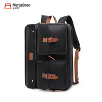 New arrivals oxford and PU material custom hiking popular backpack bag