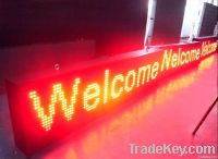 led scrolling display, video wall, led moving display, led signs