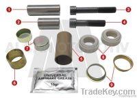 Caliper Guide and Seals Repair Kit (Rear)