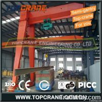 Gantry and Semi Gantry cranes tower cranes
