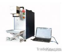 Portable mini fiber laser engraving machine
