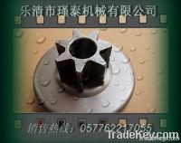 ST381 shainsaw sprocket with rim, spare parts