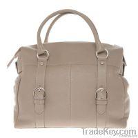 French Style Soft Leather Handbag (Lyon)