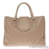 Luxurious Italian Leather Handbag (MARSEILLE)