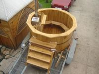 Wooden Or Plastic Bath Tubes