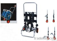 Luggage Cart/Trolley with Aluminum Frame