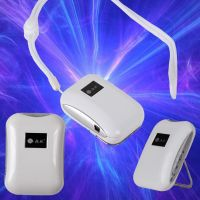 Mini air purifier, Necklace Air Purifier, Produce Both Ozone and Anion, Less Than 0.03W