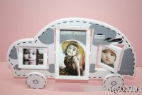 Car shaped photo frame