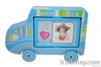 Carton car shped promotional money box