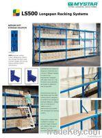 LS500 Longspan Racking System
