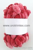 Pompom family Yarn/For Hand knitting/For scarves