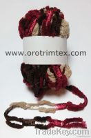 Ladder Yarn/For Hand knitting/For scarves