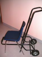 chaircart and stacking table/under stage dolly