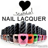 Scandal Heart Nail Polish
